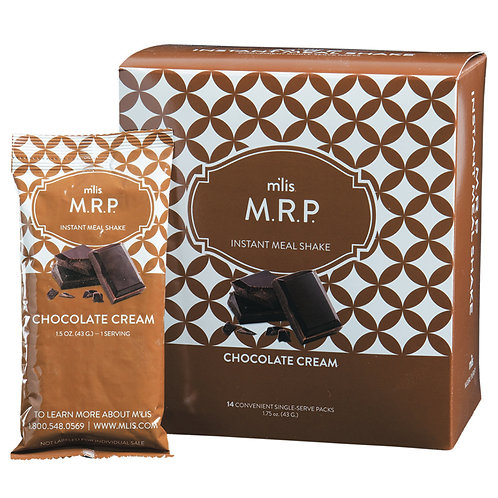 M.R.P Instant Meal Packets - Chocolate Cream