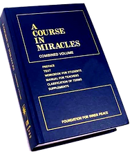 A Course of Miracles - www.carmenbalhestero.com.br
