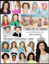 Pageant Photography headshots
