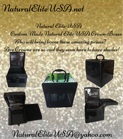 Natural Elite USA Nationals prize patrols at it again!! Amazing prizes in store! Need your State Del