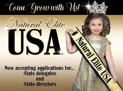 Natural Elite Applications State Delegate Titles