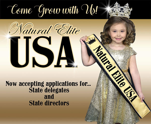 Natural Elite USA StateDelegate Titles