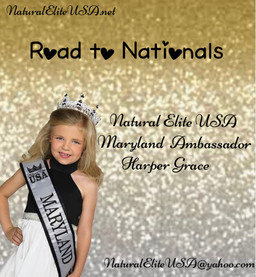 Natural Elite USA is proud to announce our Natural Elite Maryland Ambassador Harper Grace! Natural E