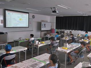 オリジナル手作り乾電池体験教室