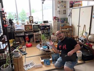 ラジオ日本~加藤裕介の横浜ポップJ~の取材をうけました!!!