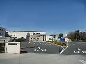 藤沢市資源循環協同組合(ふじさわしげんくみあい)のあるリサイクルプラザ藤沢廃棄物処理棟