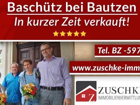 Baschütz - Reibungsloser Hausverkauf!