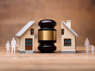 Scheidung - Was passiert mit der gemeinsamen Immobilie?