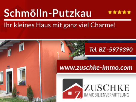 Schmölln-Putzkau - Ihr kleines Haus mit ganz viel Charme!