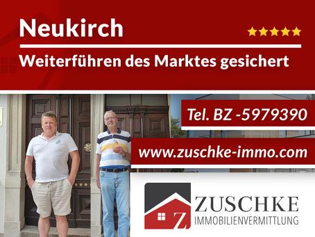 Neukirch - Wohlverdienter Ruhestand reicht Innovation die Hand!