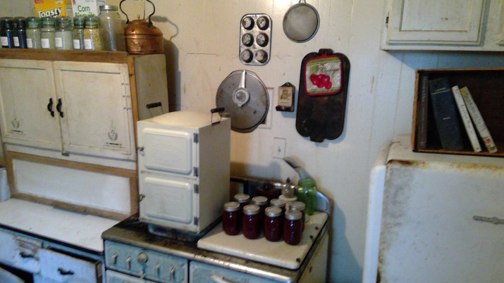Temporalia House Kitchen and Canning 2019