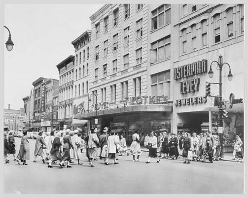 Tiedtkes Dept Store 1937