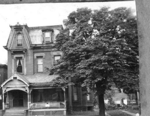 915 N Huron 1890