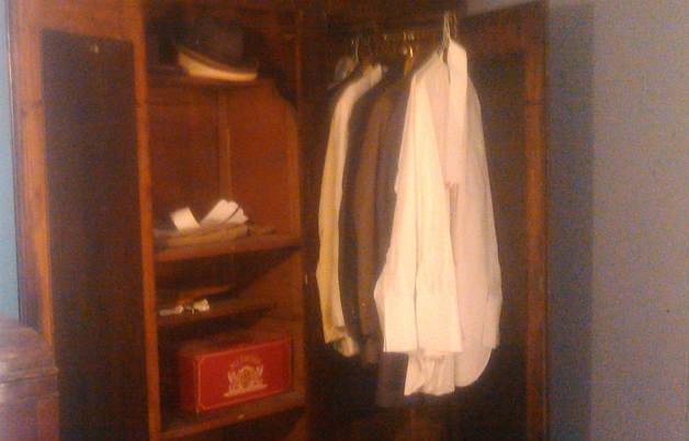 Temporalia House Dressing Room 1