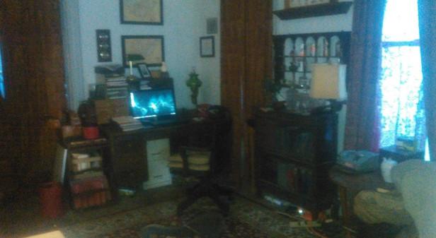 Temporalia House Study Workstation 2018