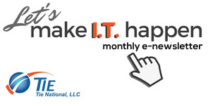 Tie National can help you with your business continuity and disaster planning