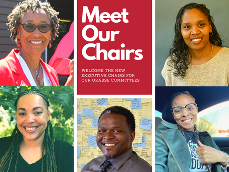 Meet Our Chairs