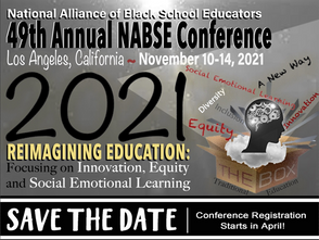 SAVE THE DATE: NABSE National Conference 2021