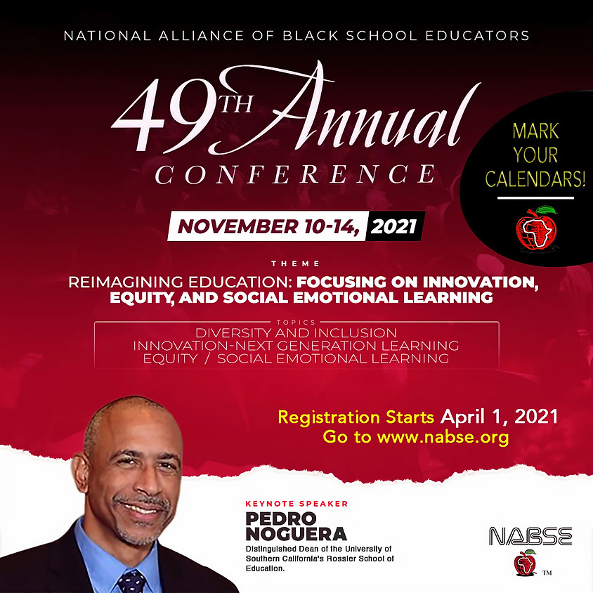 49TH ANNUAL NABSE CONFERENCE