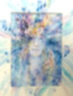 Goddess of Winter by Carolyn Utigard Thomas