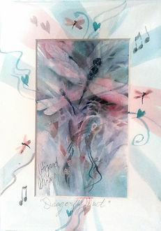 Dragonfly Duet by Carolyn Utigard Thomas