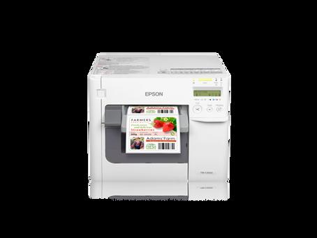 Impressora de Rótulos e Etiquetas coloridas personalizadas