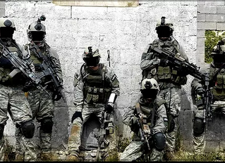 RECON AND AIRBORNE