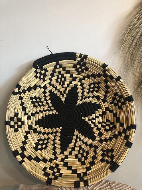 Grande Corbeille artisanale ethnique N°2