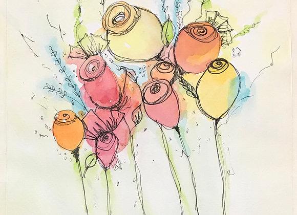 Cool Tulips