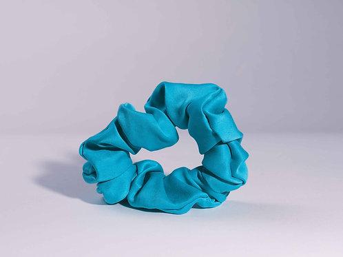 Bluebird Scrunchie