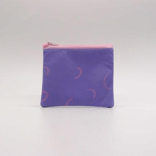 Violet Firefly Purse