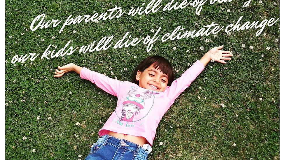 Climate Artivism Postcards