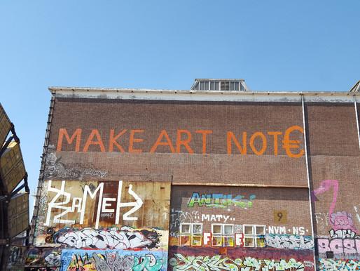 Art + Activism = Artivism