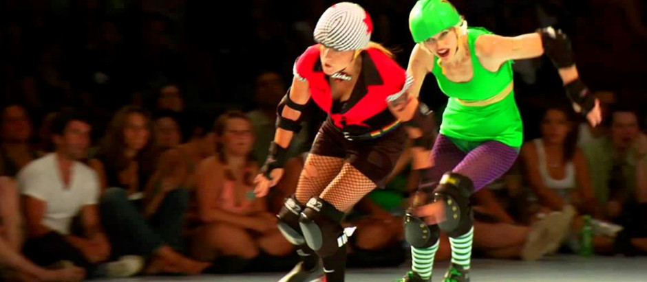 Looking for Some Oregon Coast Fun? Check Out Roller Derby!