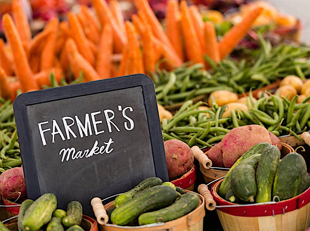 Cannon Beach Farmers Market