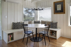Oceanfront Bungalow Table and Chairs