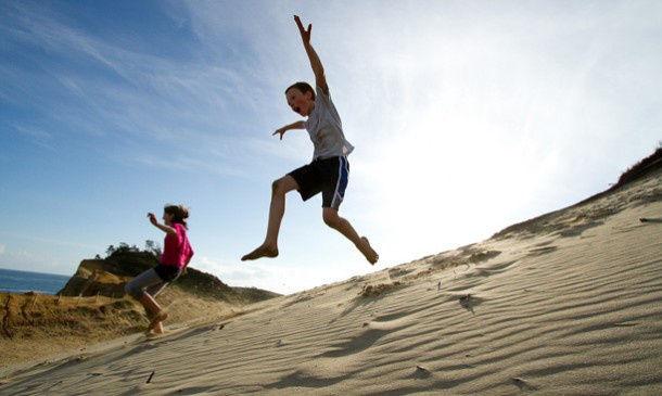 Kid Friendly Things to do Manzanita Beach
