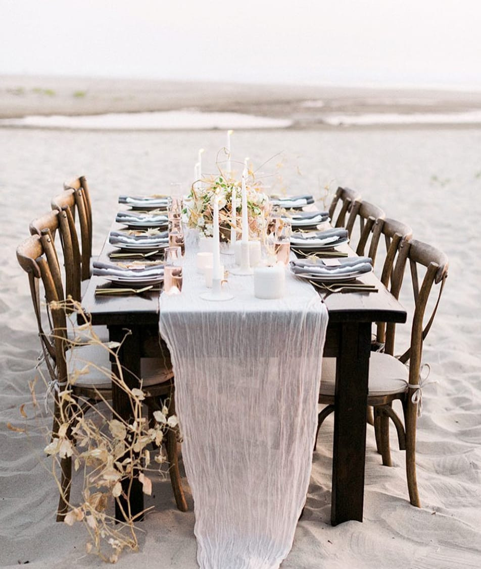 Beach Weddings at the Historic Reed House