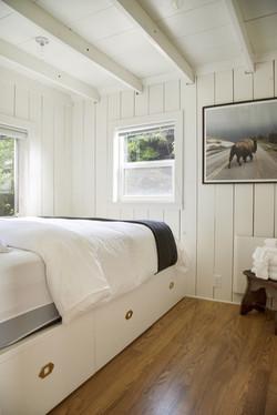 Oceanfront Bungalow Bed Room