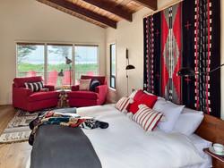 Master Bedroom with Manzanita View