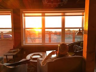 Incredible views at our affordable oceanfront Manzanita rental