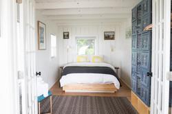 Oceanfront Bungalow Master Bedroom