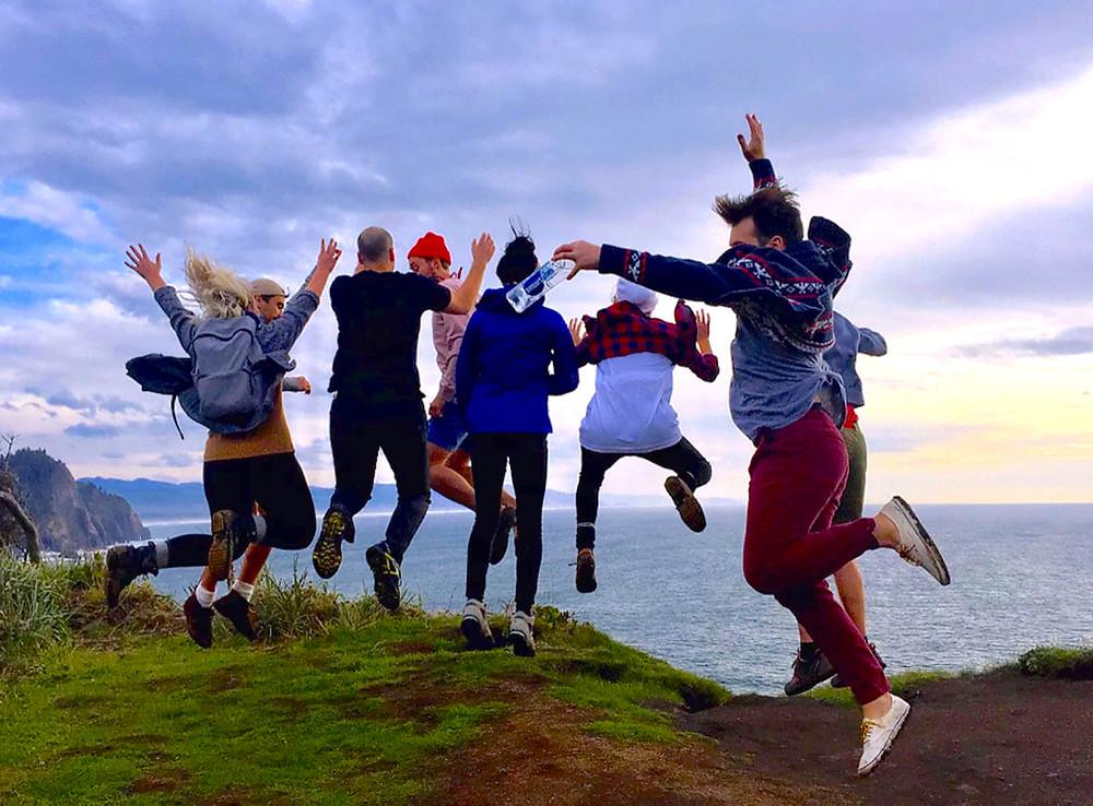 Oregon Coast Large Group Vacation