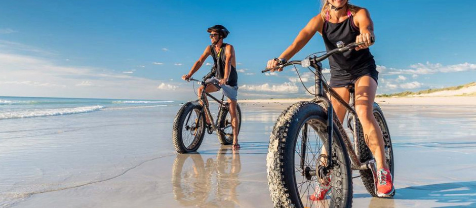 The Cannon Beach Fat Bike Festival - Fun for the Whole Family