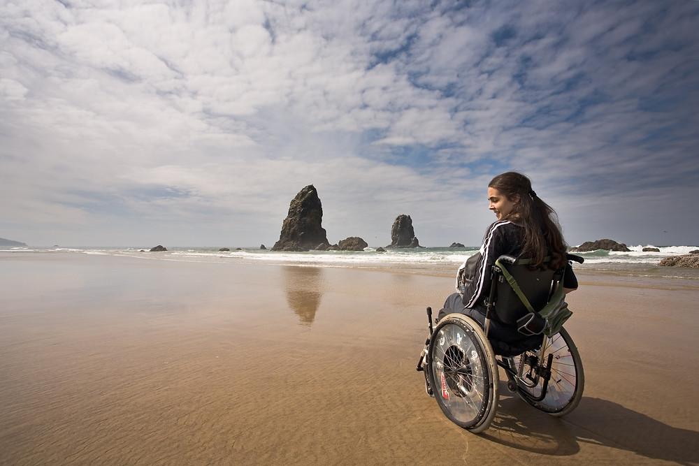 Cannon Beach Wheelchairs