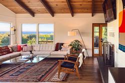 Designer Great Room with Ocean Views