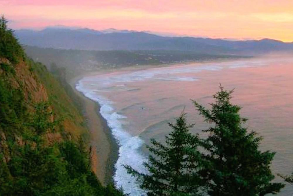 Oregon Coast Vacation