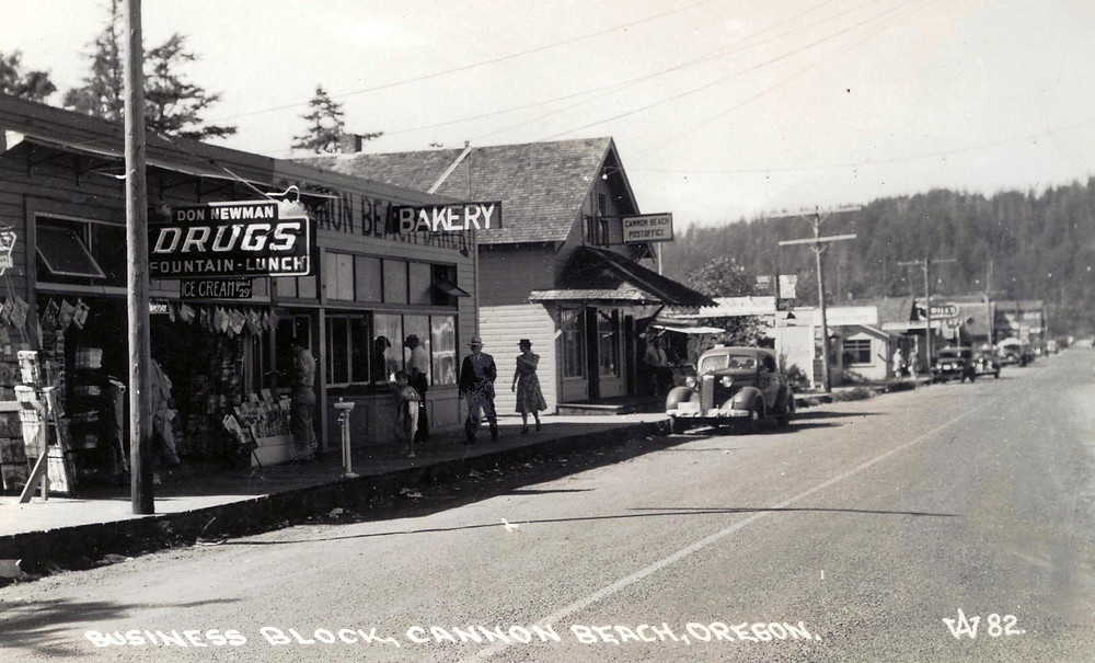 Original Cannon Beach Bakery