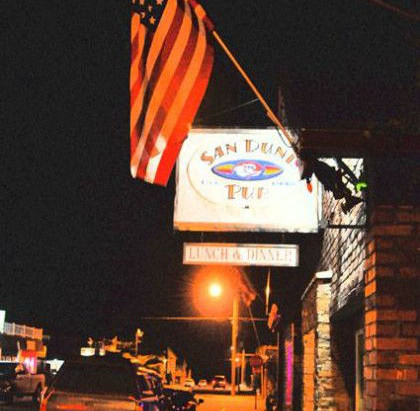 San Dune Pub in Manzanita Oregon: Music Lineup
