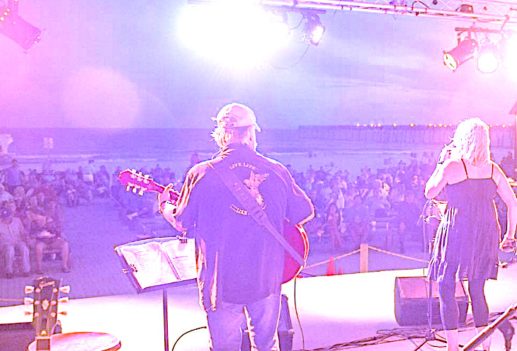 Manzanita Music Festival in Manzanita Oregon